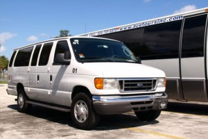 Shuttle van from Fort Lauderdale to Miami