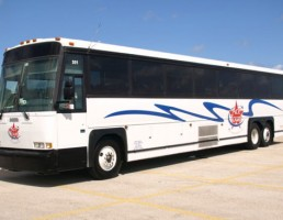Motor Coach – 57 Passenger Tour Bus