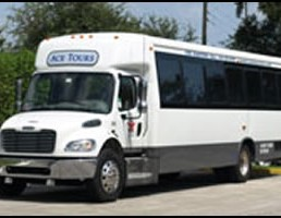 Mini coach Miami to Fort Lauderdale shuttle transportation