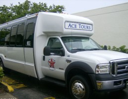 Mini coach Fort Lauderdale to Miami shuttle transportation